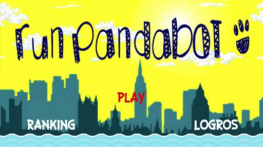 Run PandaBot
