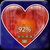 Prank:Love Test Calculator