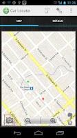 Screenshot of Car Locator