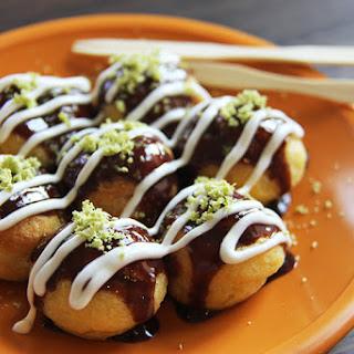 Takoyaki Cream Puff
