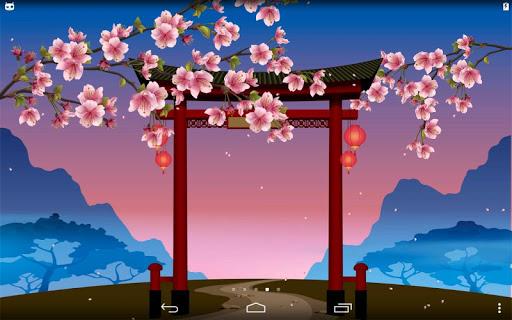 Japanese nature wallpaper