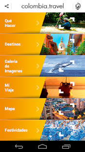 Colombia Travel- screenshot thumbnail