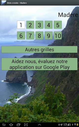 French Crosswords 4