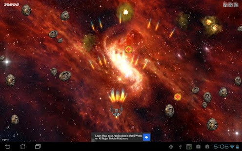 Galaxy Defense War 3D HD - screenshot thumbnail