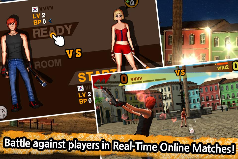 Freestyle Baseball - screenshot