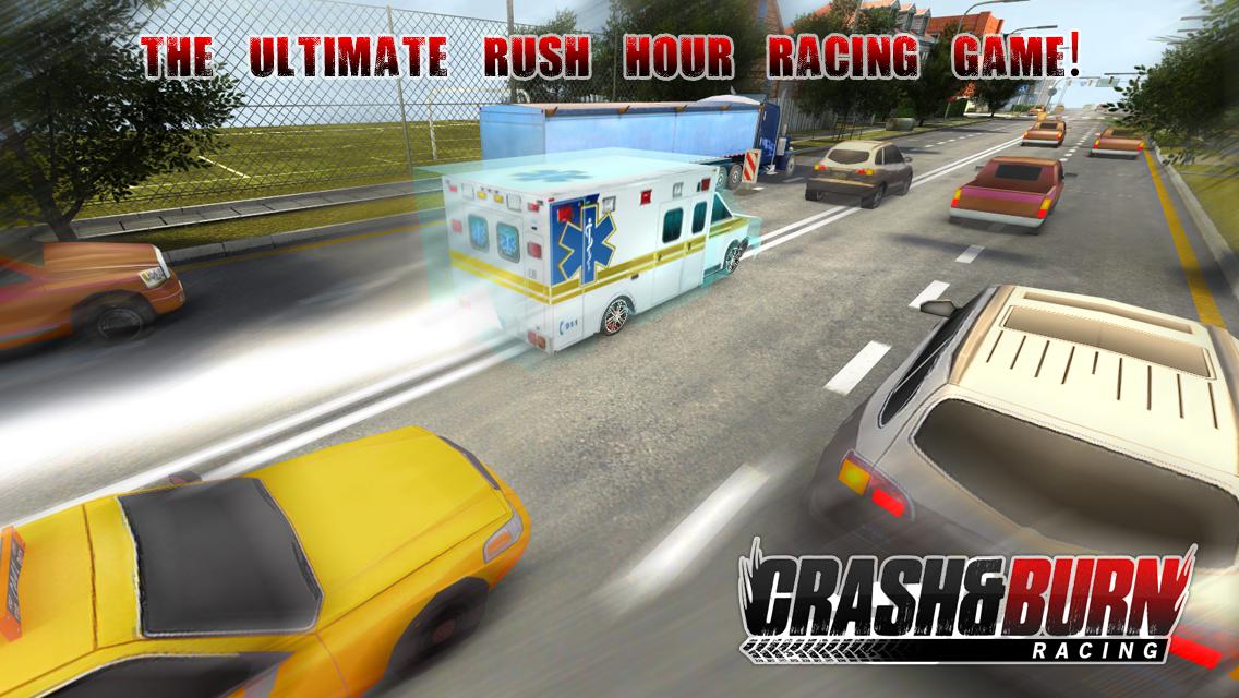 Crash and Burn Racing screenshot #12