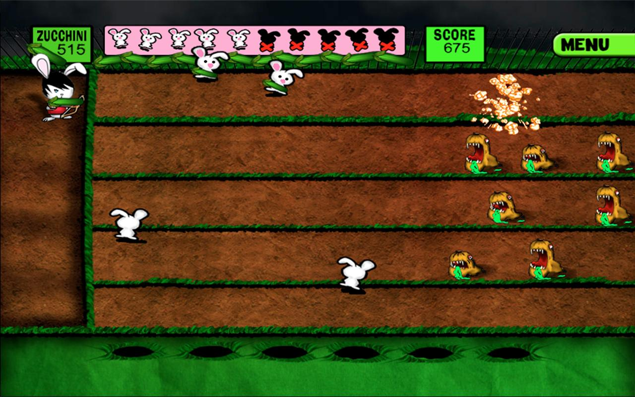 Zombie Squash Free - screenshot