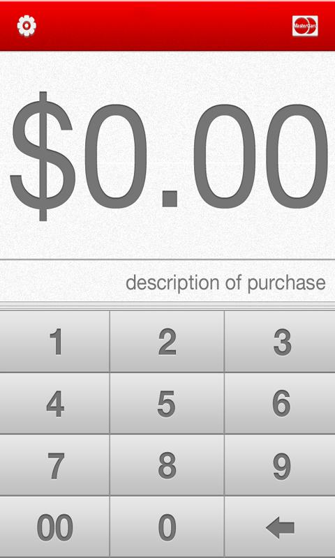 Quantum Mobile Payments - screenshot