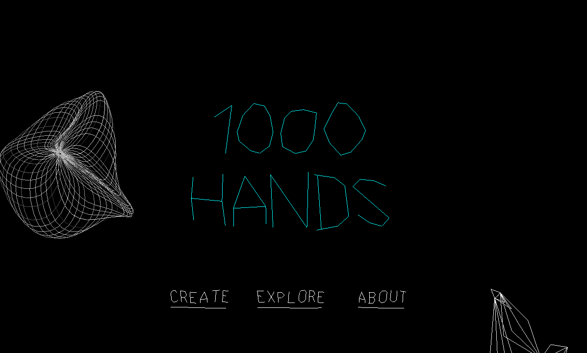 1000 Hands - screenshot