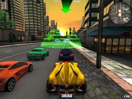 Screenshot of MIDTOWN CRAZY RACE
