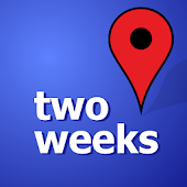 twoweeks - map Facebook events