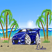 Lotus Sports Car GO THEME