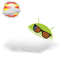 MeteoDroid (obsolet) icon