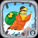 Bank Rush mobile app icon