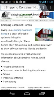 Container House Plans (Free)- screenshot thumbnail