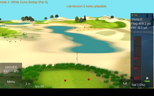 IRON 7 THREE Golf Game Lite