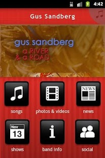 Gus Sandberg - screenshot thumbnail