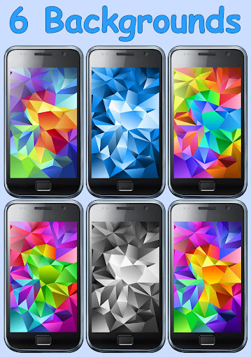 Crazy shapes. Magic effects.