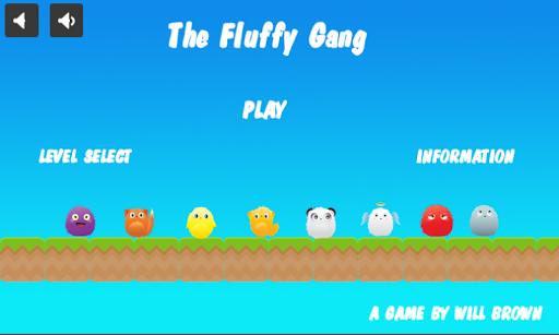 The Fluffy Gang Platform Game