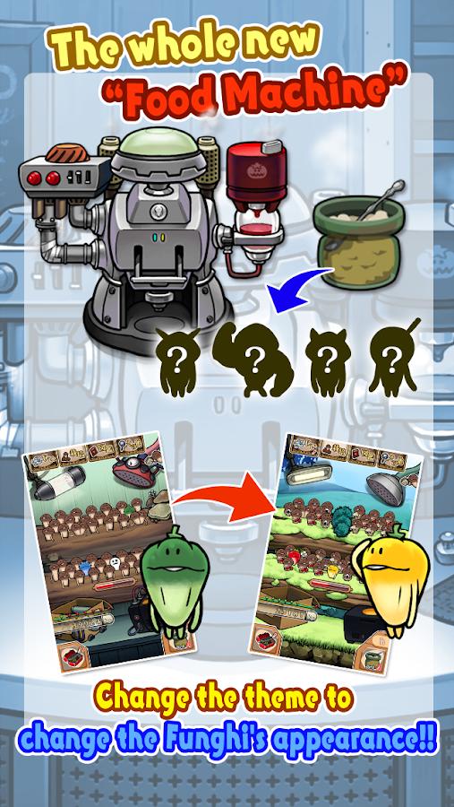 NEO Mushroom Garden - screenshot
