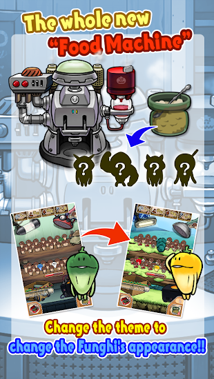 NEO Mushroom Garden- screenshot thumbnail