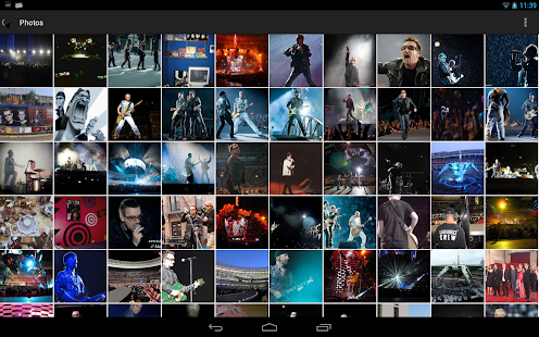 U2 fan - screenshot thumbnail