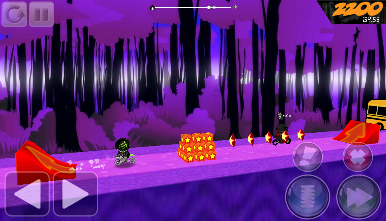 Flip Riders- screenshot