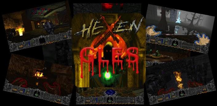 Hexen GLES - порт для android игры Hexen скачать