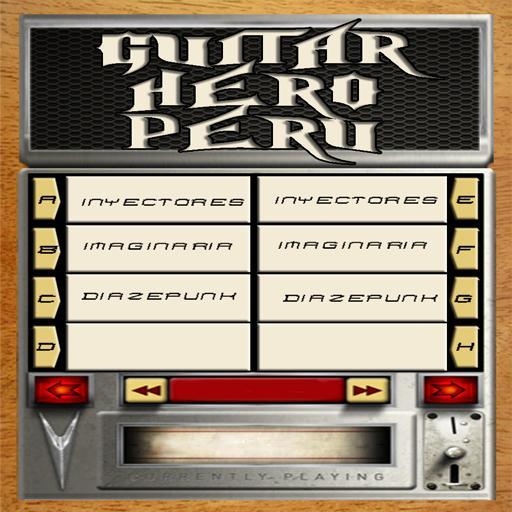 master of guitar peru LOGO-APP點子