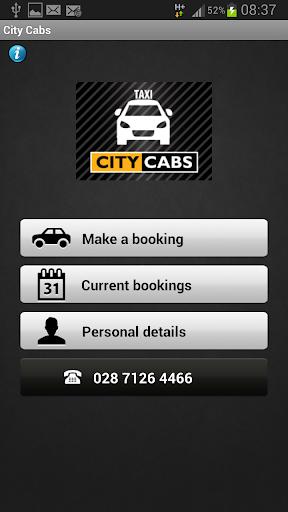 City Cabs Derry
