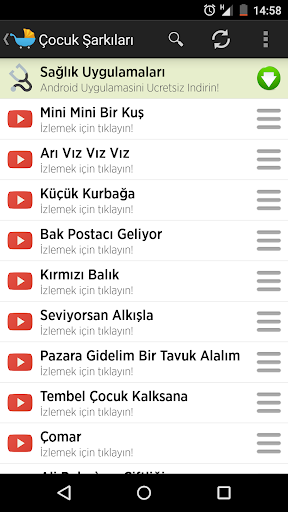 Turkish Children´s Songs