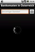 Screenshot of Bankomaten in Österreich
