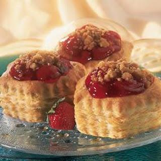 Berry Crumb Tarts