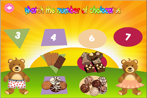 Food Puzzles for Kids