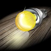 Linterna: LED