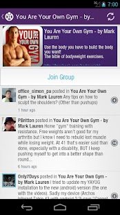 Fitocracy Workout Fitness Log Screenshot 6