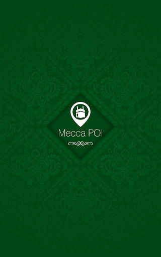 Mecca Places POI