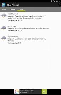 新加坡天气