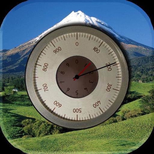 精确的高度计 工具 App LOGO-APP試玩