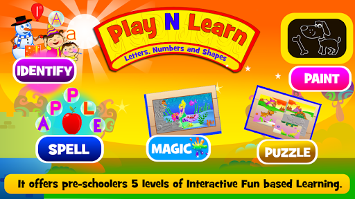 Play N Learn Letters Numbers