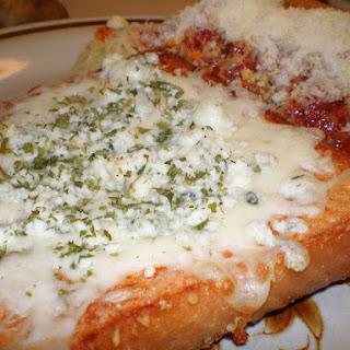 Three Cheese Bread Recipe