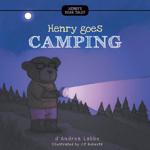 Henry Goes Camping cover