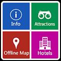 Mexico Offline Guide icon