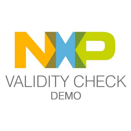 NXP Demo - Validity Check 通訊 App LOGO-硬是要APP