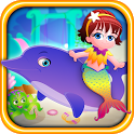 Mermaid Lola Baby Care icon