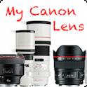 My Canon Lens icon