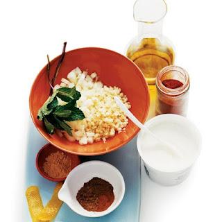 Spiced-Yogurt Marinade Recipe