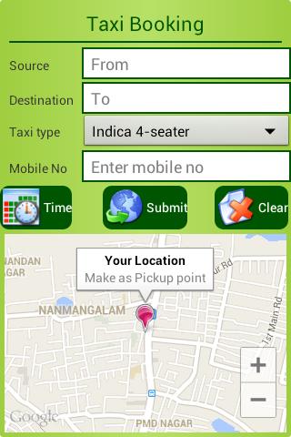 玩交通運輸App|Book My Call Auto/Taxi免費|APP試玩