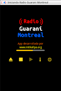 Radio Guarani Montreal- screenshot thumbnail