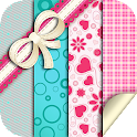 Cute Wallpapers for Girls HD3D icon